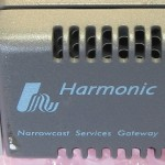 Harmonic NSG-9116 (Narrowcast Services Gateway 9000, Edge QAM) MPEG2/MPEG4 H264